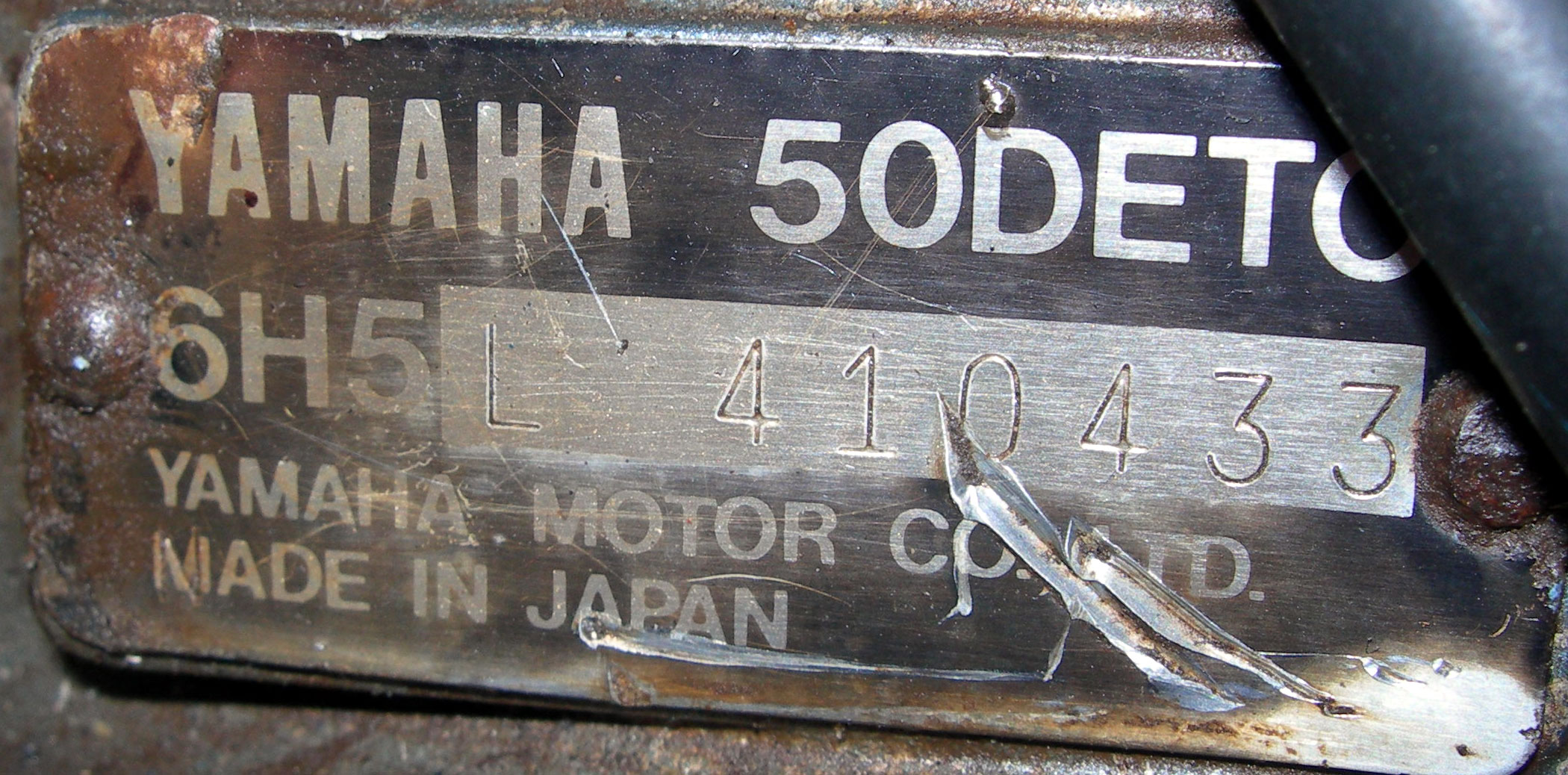 Yamaha outboard motor serial number for Yamaha phone number