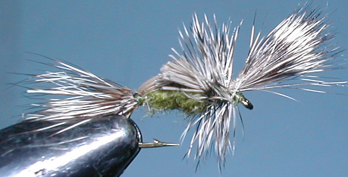Hatchmaster trout fly