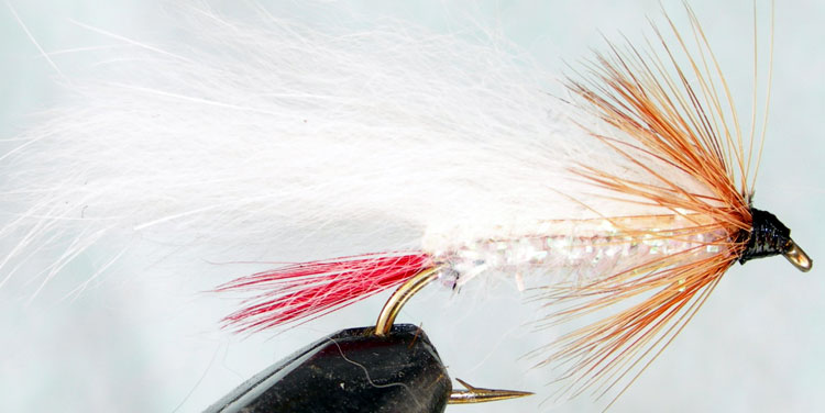 Ice Rabbit trout fly