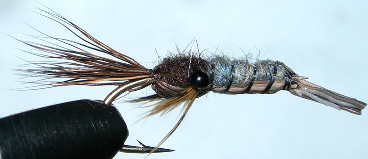 Koura Crayfish trout fly