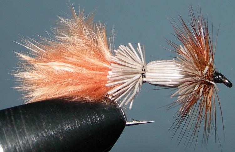 Sasquatch trout fly